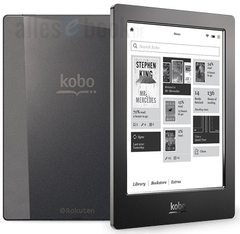 Koboaurah2oebookreader
